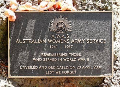 Australian Womens Army Service : 29-February-2012