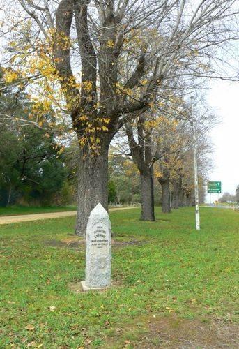 Avenue of Honour