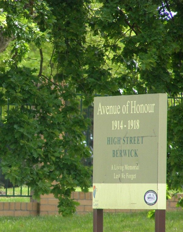Honour Avenue 2 : 28-October-2014