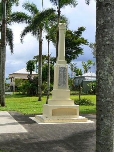 Babinda War Memorial