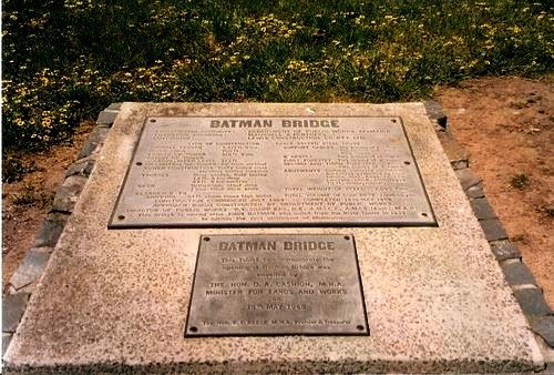 Batman Bridge 2007