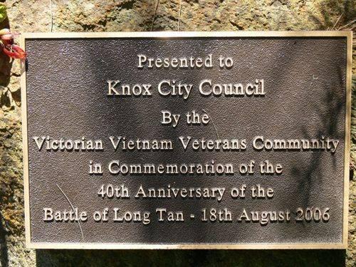 Battle of Long Tan : 26-November-2011