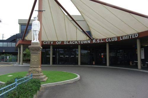 Blacktown War Memorial : Feb 2014