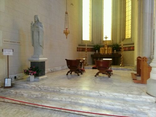 Blessed Sacrament Chapel : November 2013