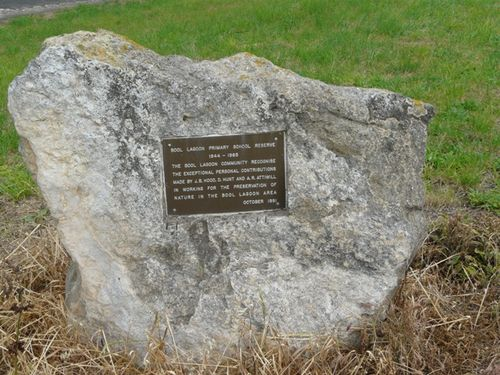 Bool Lagoon Primary School Reserve : 03-November-2011