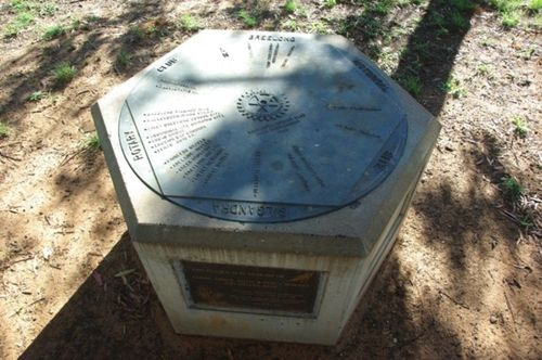 Breelong Massacre Monument : July-2014