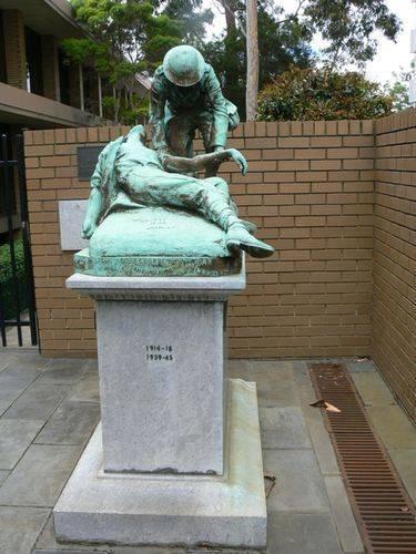 British Medical Association Monument : 03-June-2010
