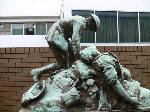 British Medical Association Monument : 13-August-2012