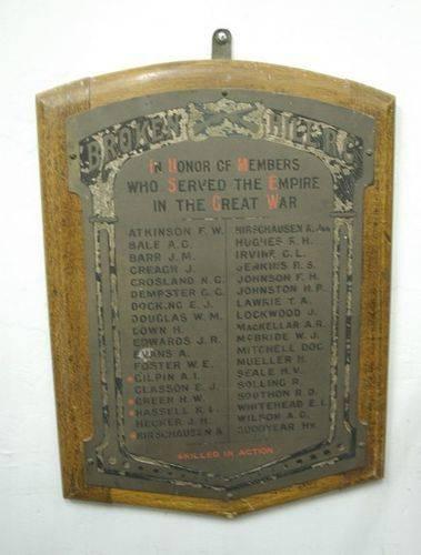Broken Hill Rifle Club Honour Roll : 07-June-2013