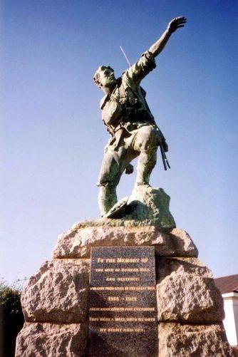 Broken Hill War Memorial