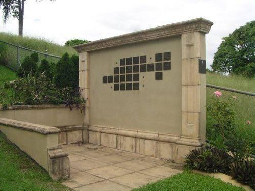Bulimba Uniting Church Memorial Wall