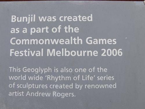 Bunjil Geoglyph : 16-March-2012