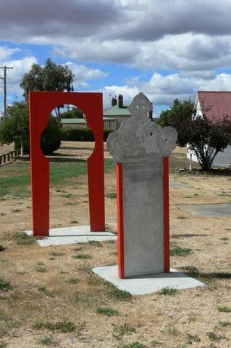 Bush Nurses Memorial