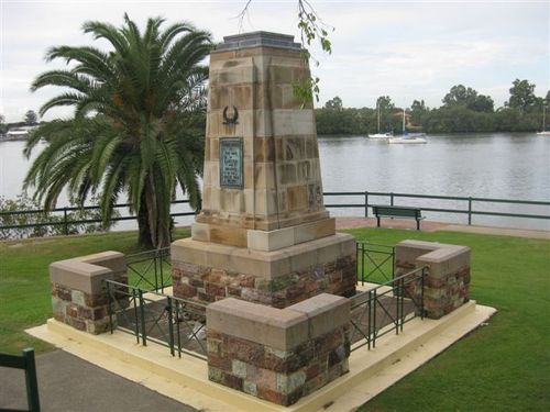 Cameron Rock War Memorial : 12-05-2009