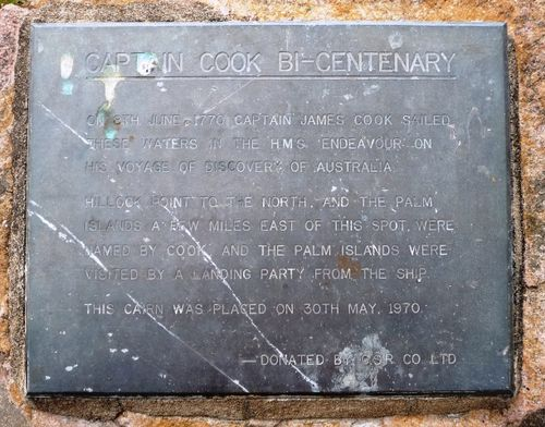Captain James Cook : 30-July-2011