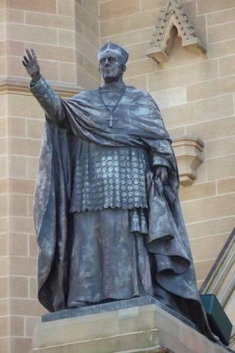 Cardinal Patrick Francis Moran : 15-March-2013