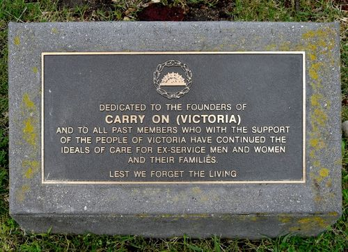 Carry On (Victoria) : 14-September-2011