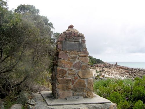 Castle Bay Whaling Monument