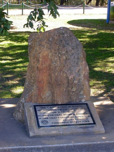Castlereagh River Discovery : 01-August-2014