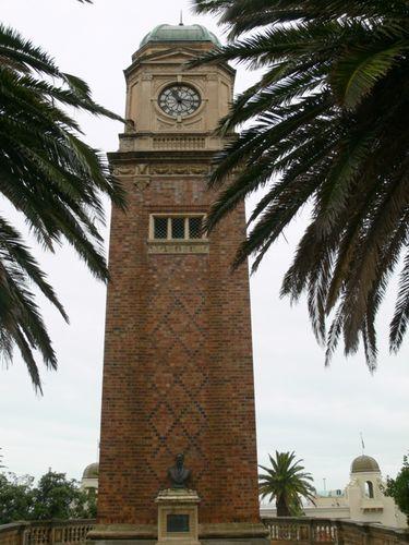 Catani Memorial Clock Tower : 13-March-2012