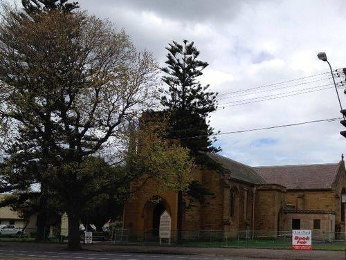 Christ Church Anglican : November 2013