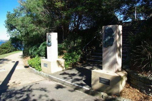 Federation Point Sculptures : December 2013