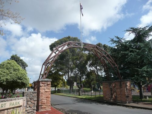 Centenary of Federation Arch : 02-December-2012