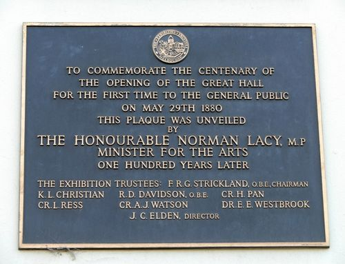 Centenary of Great Hall : 06-October-2011
