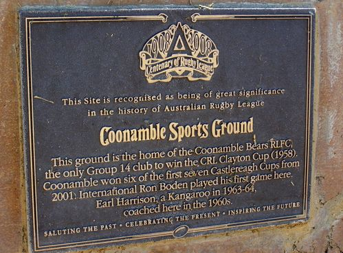 Centenary of Rugby League : 01-August-2014