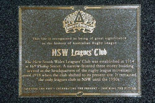 NSW Leagues Club : 22-February-2013