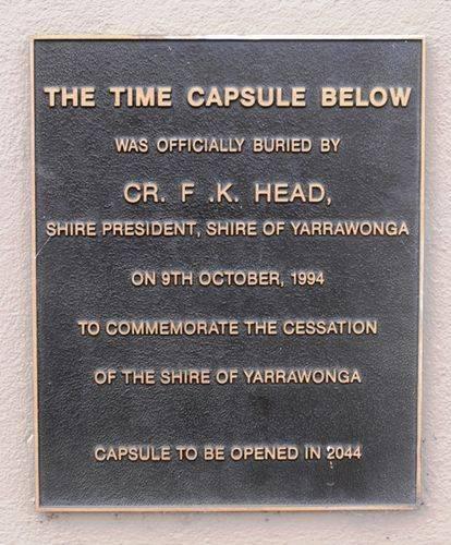 Cessation of the Shire of Yarrawonga : 23-July-2012