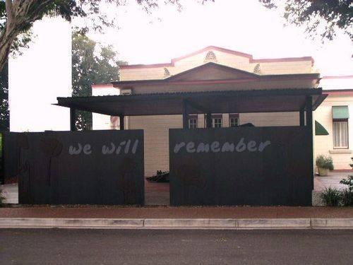 Childers Memorial Precinct 3