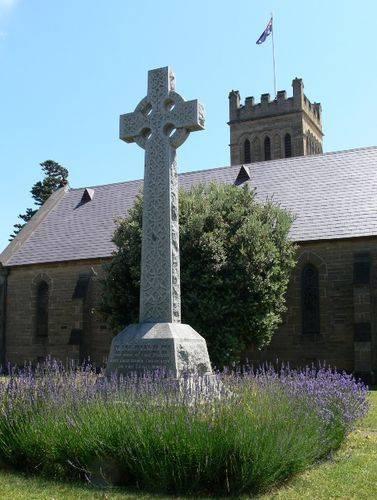 Christ Church World War One Memorial : 22-December-2011