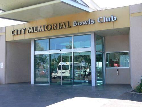 City Memorial Bowls Club : 02-November-2011