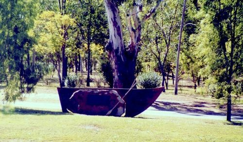 Clermont Aboriginal Monument