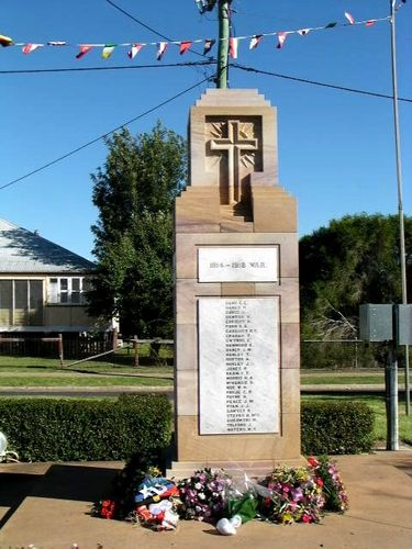 Clifton War Memorial