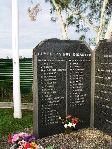 Clybucca Memorial Garden Insc 1