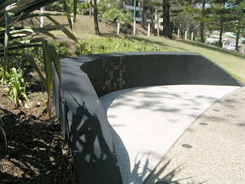 Coastguard Ashes Memorial Wall