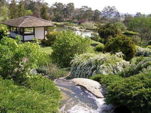 Japanese Gardens : 5-October-2007