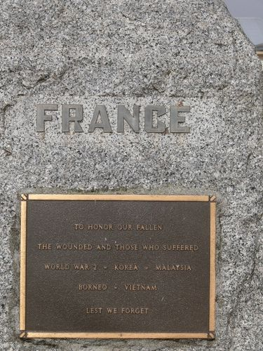 Derrinallum War Memorial : 04-July-2011