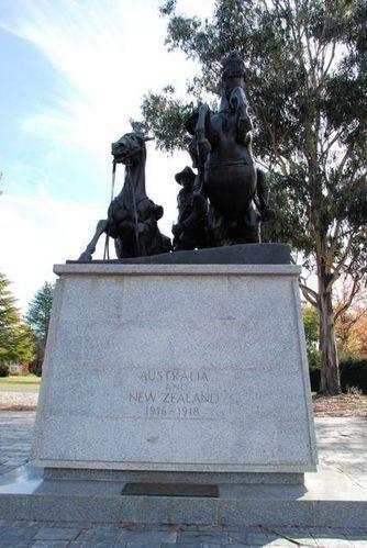 Desert Mounted Corps Memorial : 02-June-2012