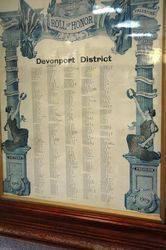 Duplicate Roll: 3-November-2014