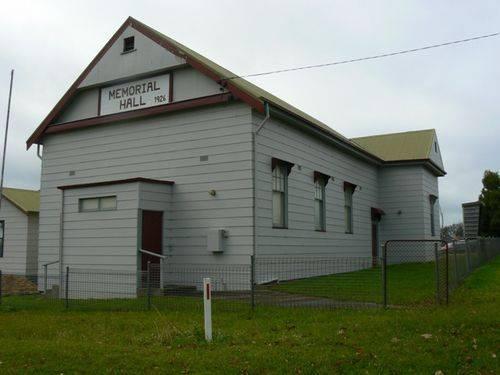 Digby Memorial Hall : 11-June-2011