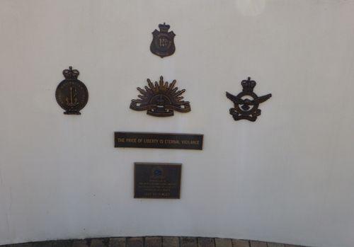 Croll Memorial Precinct 3 : 27-05-2014
