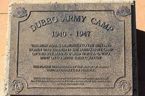 Dubbo Army Camp : 23-April-2011