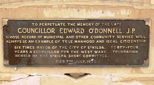 Edward O`Donnell : 13-March-2012