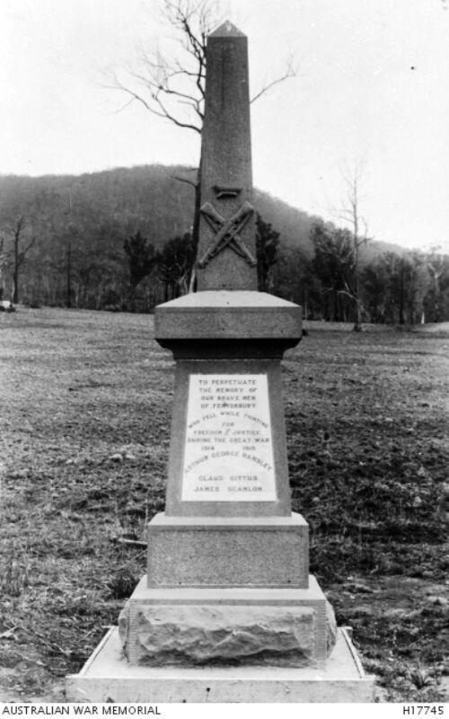 1920s (Australian War Memorial : H17745)