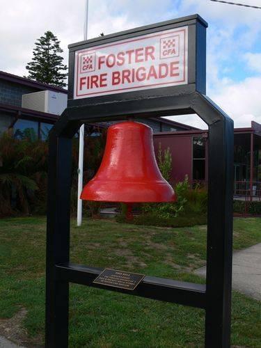 Foster Fire Brigade : 16-April-2013
