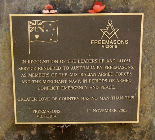 Freemasons : 03-March-2012
