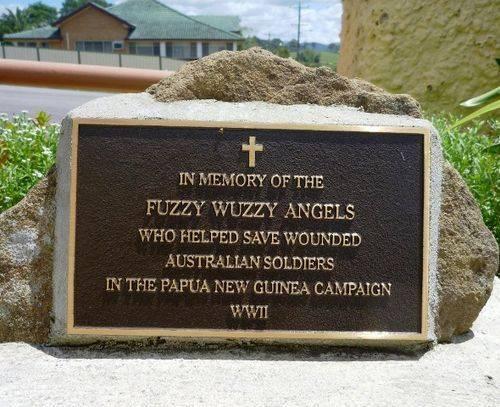 Fuzzy Wuzzy Angels : 17-December-2012